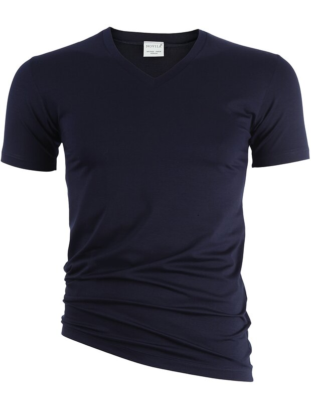 V-Shirt - Stretch Cotton