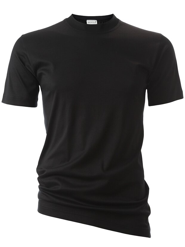 T-Shirt - Natural Comfort - 28 schwarz 5 / M