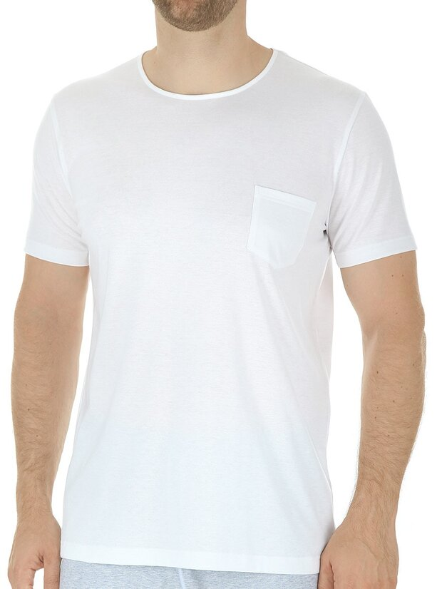 Shirt Kurzarm - Mix & Match - 1 weiss 48